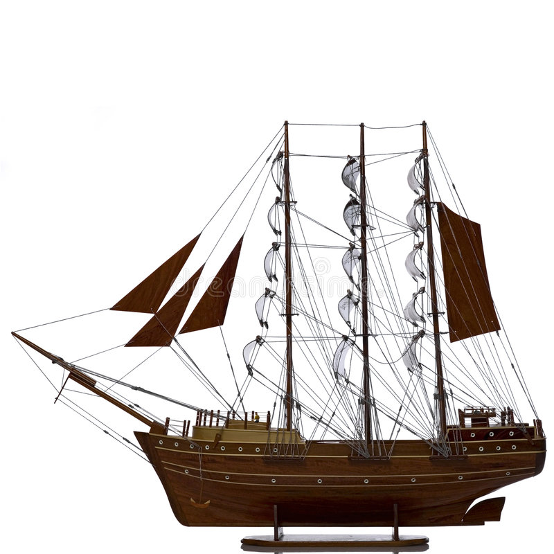 Download Ship stock image. Image of mast, sails, transport, large - 893661
