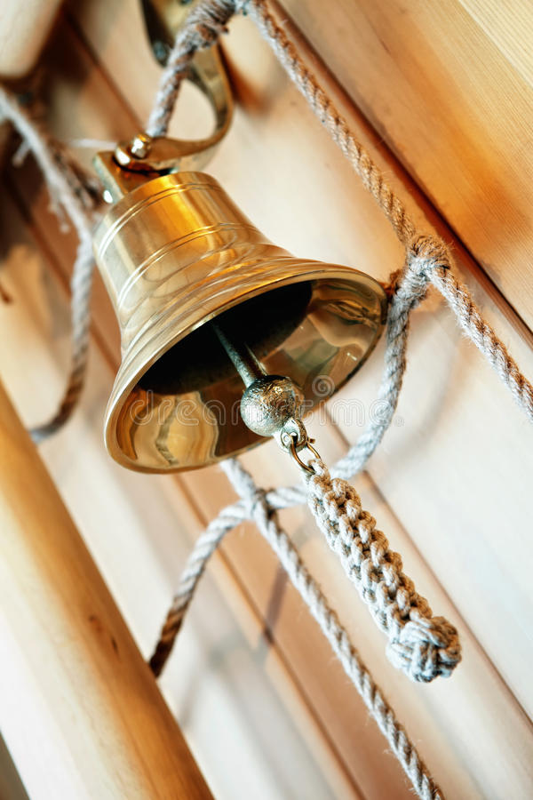Download Ship Bell Stock Photography - Image: 23792792