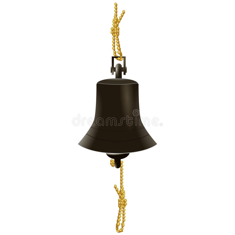 Download Ship Bell Stock Photos - Image: 25397213