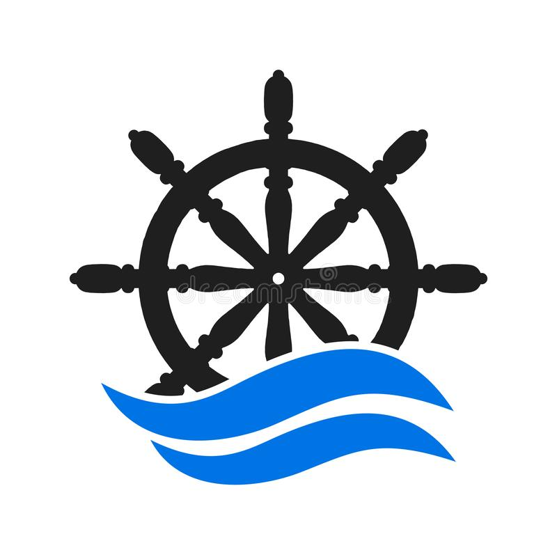 Boat Cartoon clipart - Ship, Wheel, Boat, transparent clip art