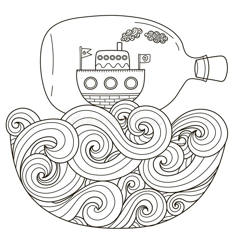 fantastical styles coloring pages - photo#21