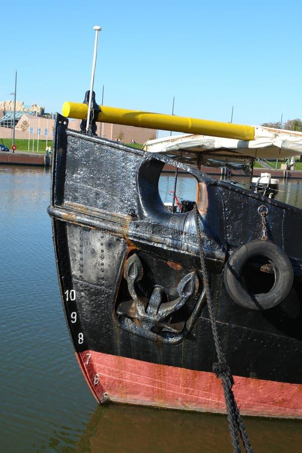 Ship bow royalty free stock photo