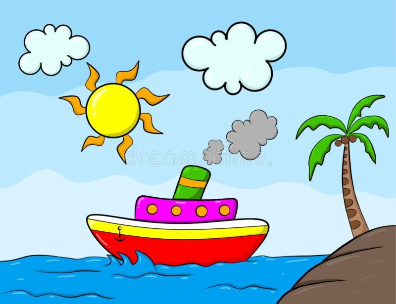 Fun Cruise Ship Cartoon Stock Illustrations – 727 Fun ...