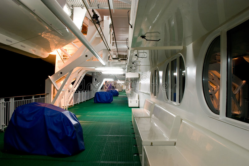 Download Ship Deck stock photo. Image of deck, floor, rescue, safety - 7151778