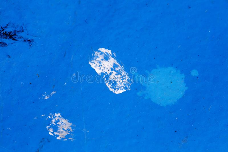 Ship deck with blue color abstract Dandelion macro background fine art in high quality prints products 50,6 Megapixels royalty free stock photos