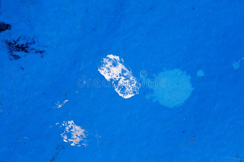Ship deck with blue color abstract Dandelion macro background fine art in high quality prints products 50,6 Megapixels stock photo