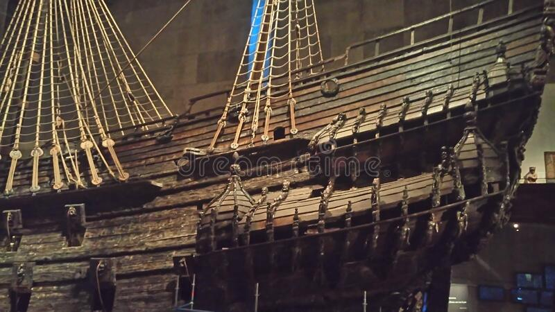 Ship On Display In Museum Free Public Domain Cc0 Image
