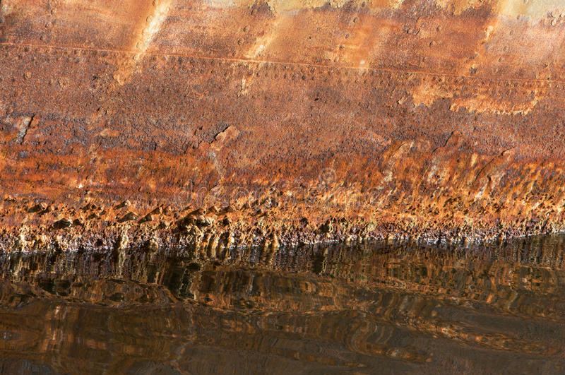 Download Ship Hull stock image. Image of weathered, boat, pitted - 10897891
