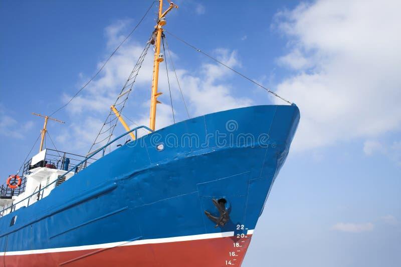 Ship II stock photography