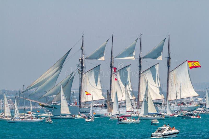 Download Ship Juan Sebastian De Elcano Editorial Stock Image - Image: 26486394