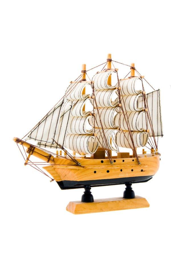 Download Ship model stock photo. Image of sailboat, angle, color - 17649162