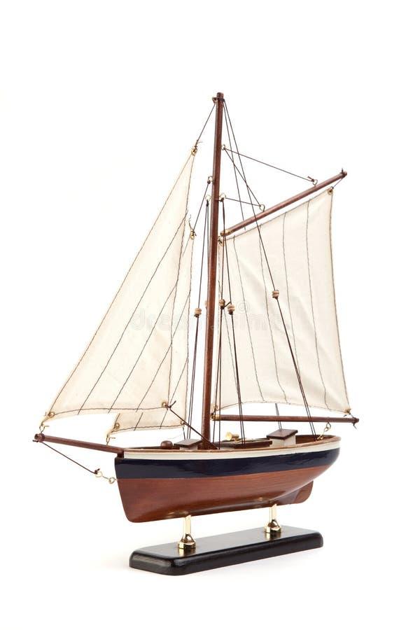 Ship model royalty free stock photo