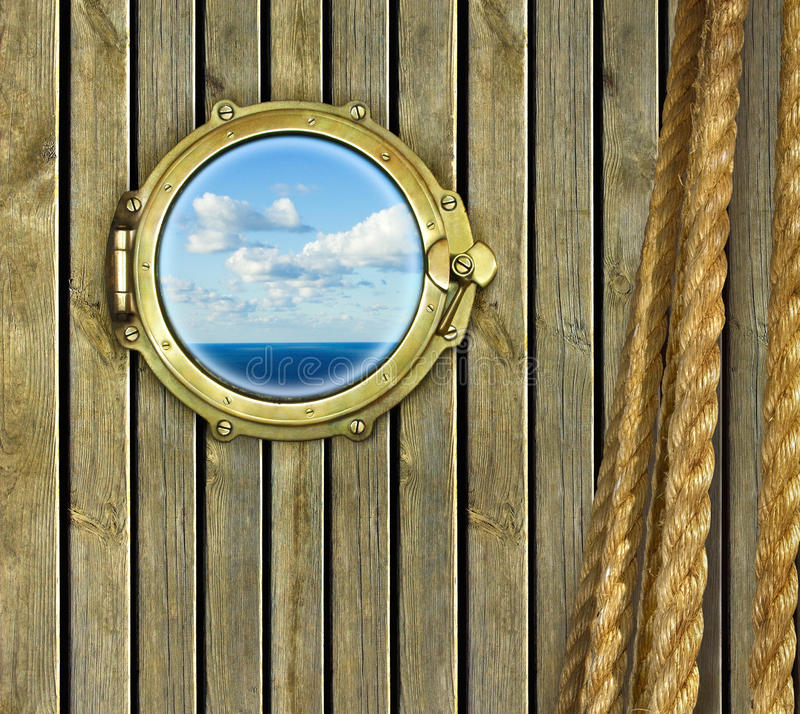 Free Ship Porthole Stock Image - 21811191