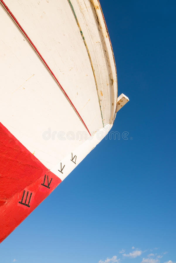 Free Ship Prow Stock Photography - 50878262