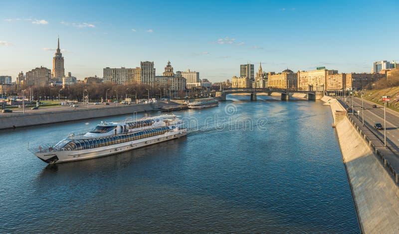 The Ship Radisson Cruises royalty free stock images