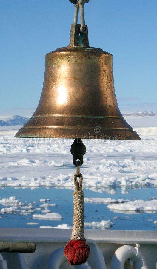 Download Ship's Bell Stock Image - Image: 2987081
