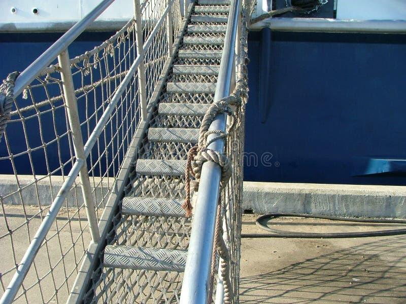Ship's bridge royalty free stock photos