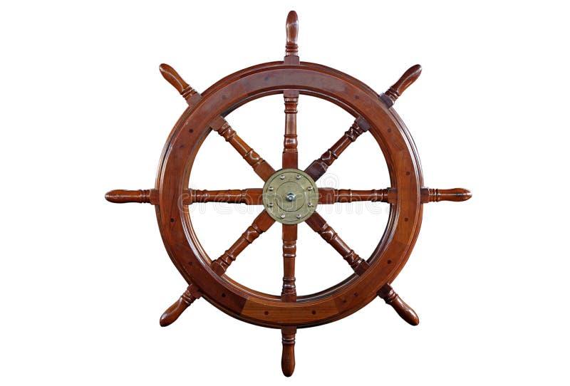 Download Ship's Wheel stock image. Image of sailor, ship, retro - 21031709