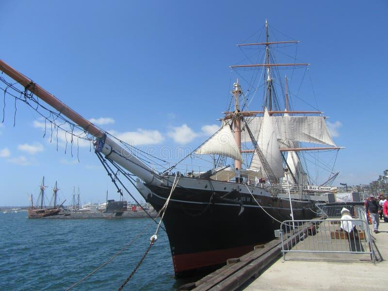 Ship royalty free stock image