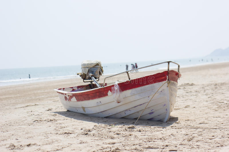 Ship in thailand royalty free stock photo