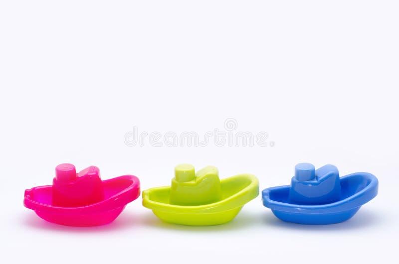 Ship toys stock photo