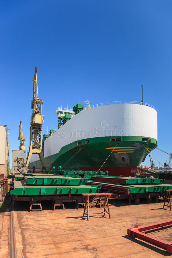 Download Ship Vehicle Carrier Stock Image - Image: 25388871