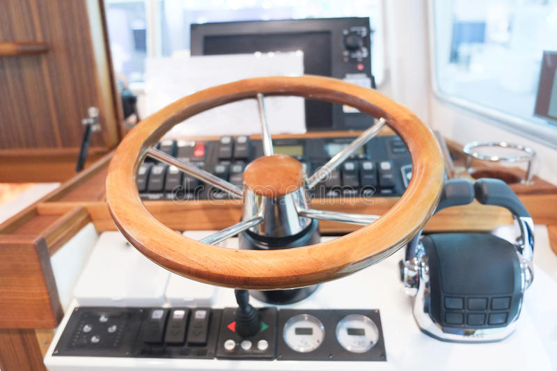 Ship wheel stock photos