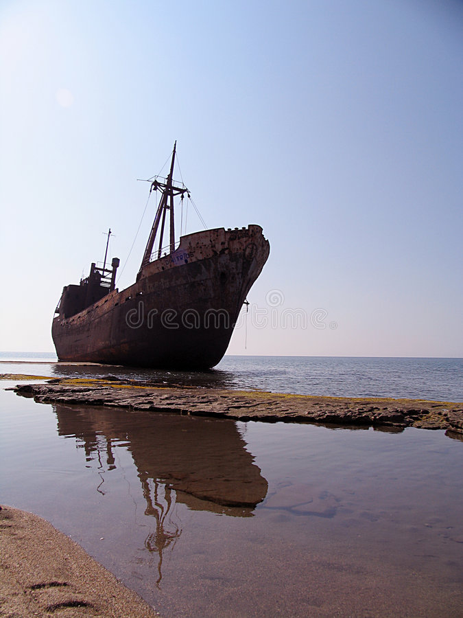 Free Ship Wreck Stock Images - 144084