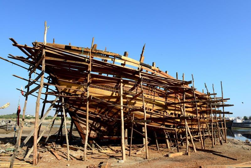Shipbuilding Yard stock photos