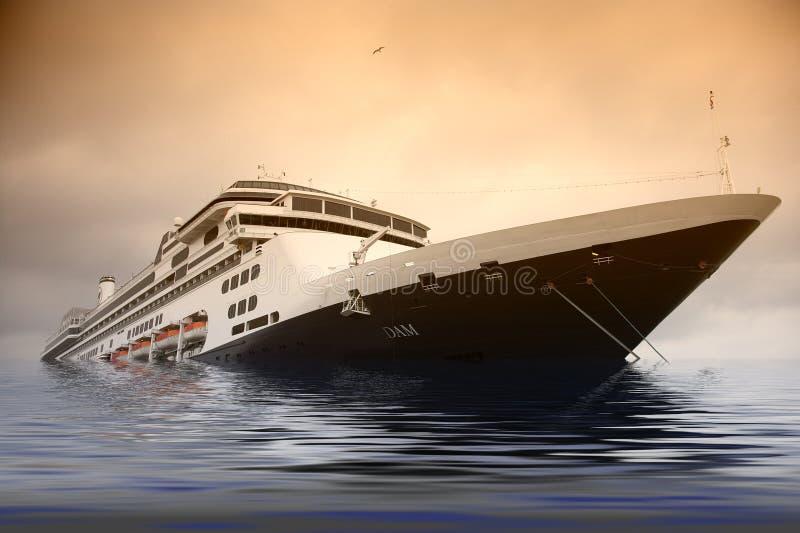shiphaveri arkivfoton