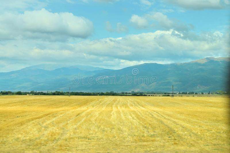 Shipka-Durchlauf Bulgarien lizenzfreies stockfoto