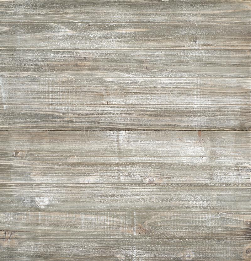 Shiplap Wood Boards Background with brown, white, and grey tones. Almost Square with blank area for your words, text, copy or des. Ign. The faux paint is rustic royalty free stock images