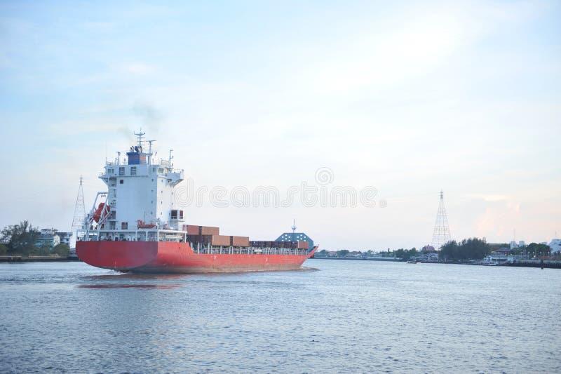 shipping royalty-vrije stock foto's