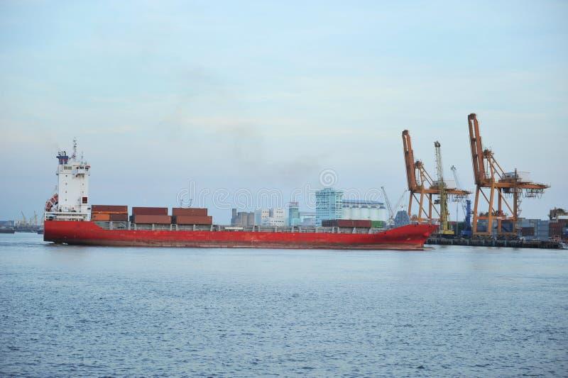 shipping royalty-vrije stock fotografie