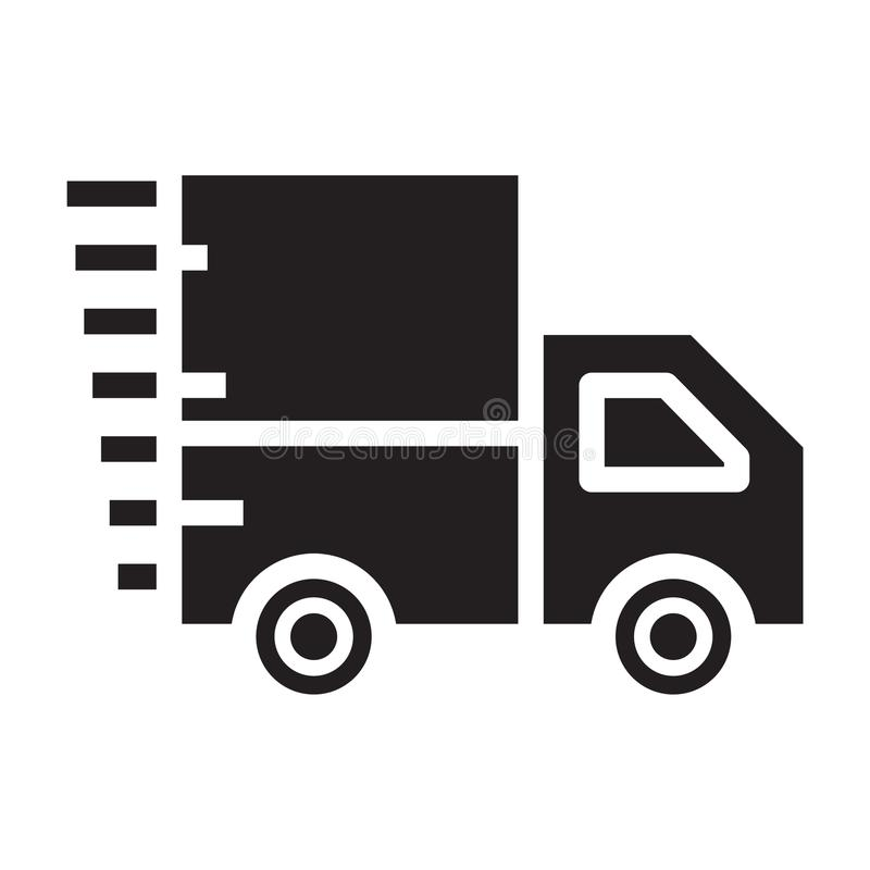 shipping vector illustratie