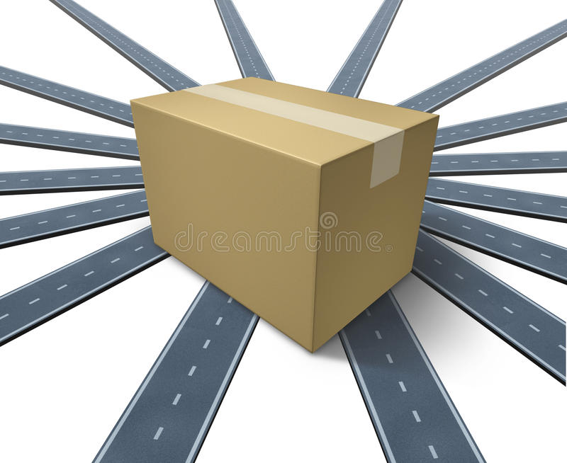 Download Shipping Everywhere stock illustration. Image of markets - 31114259