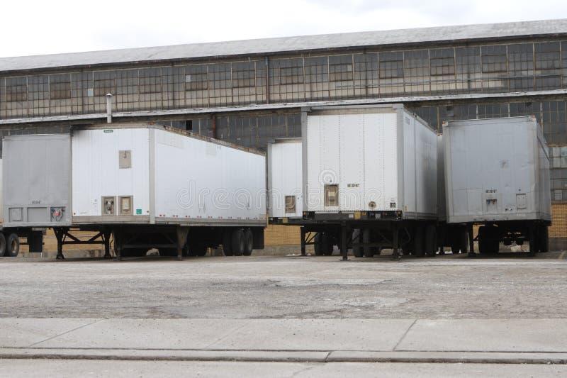 Shipping Facility royalty free stock image
