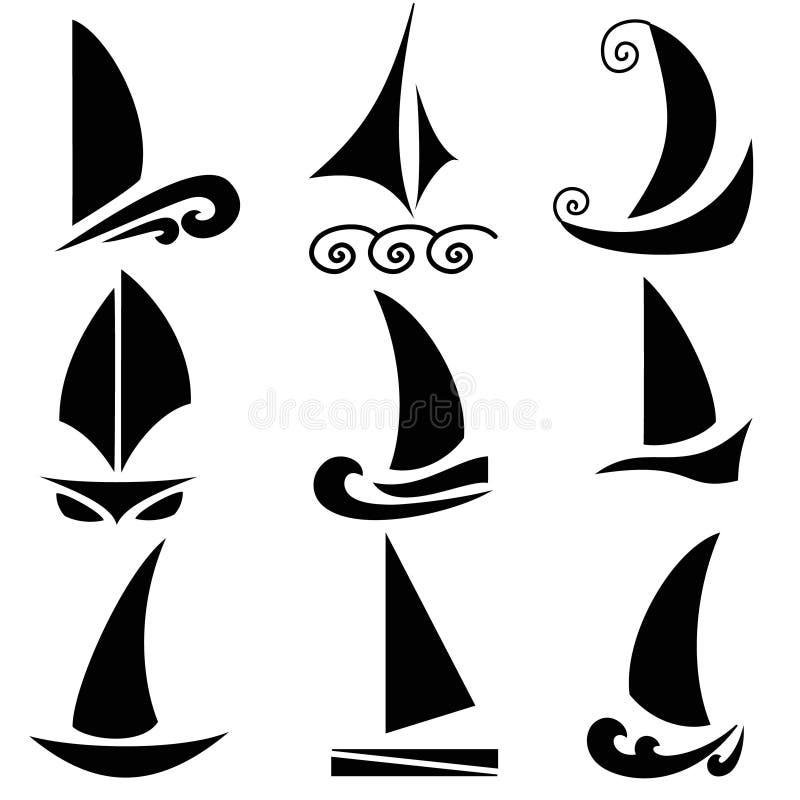 Download Ships stock vector. Illustration of transport, contour - 24822812