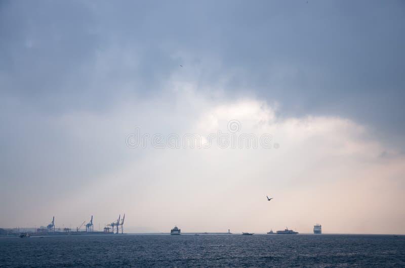 ships royaltyfri fotografi