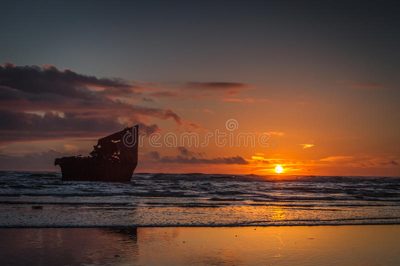 Ships ahoy royalty free stock images