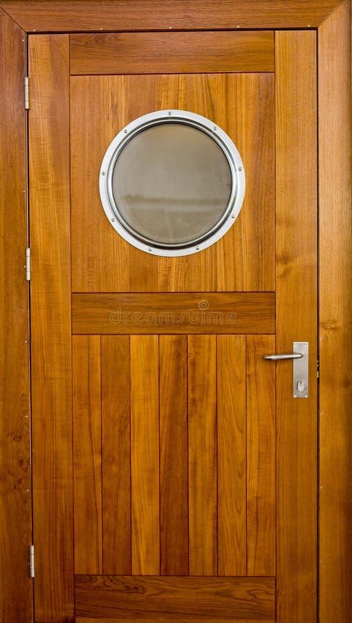 Free Ships Door Stock Image - 8492281