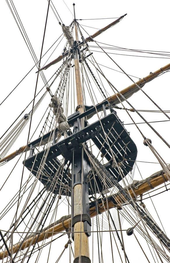 Free Ships Rigging Royalty Free Stock Image - 17111666
