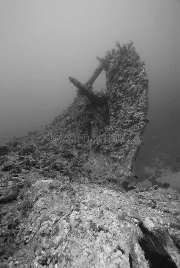 Download Shipwreck stock photo. Image of underwater, dunraven - 12449070