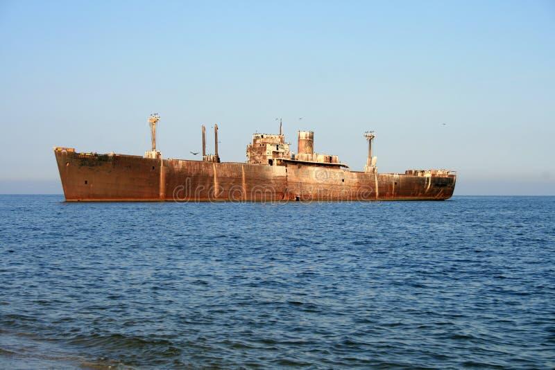 Shipwreck imagens de stock royalty free