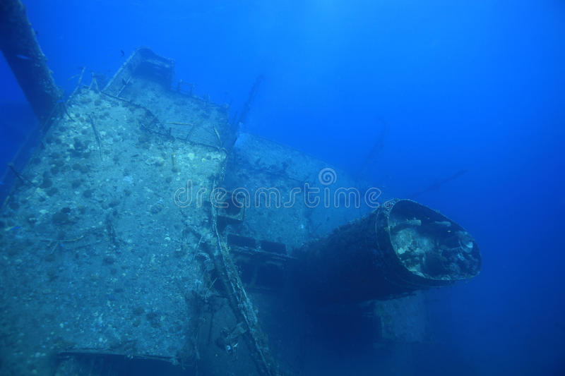 Download Shipwreck stock photo. Image of cargo, iron, underwater - 22508438
