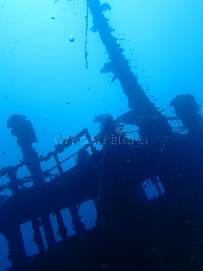 Download Shipwreck stock photo. Image of rusted, diving, navy - 22821248