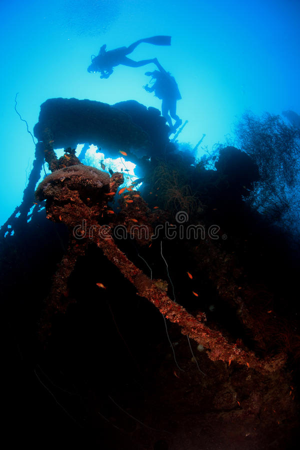 Shipwreck zdjęcie royalty free