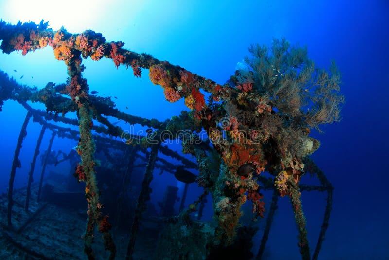 Shipwreck zdjęcia royalty free