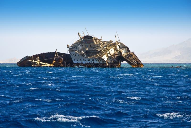 Download Shipwreck Royalty Free Stock Photo - Image: 7817875