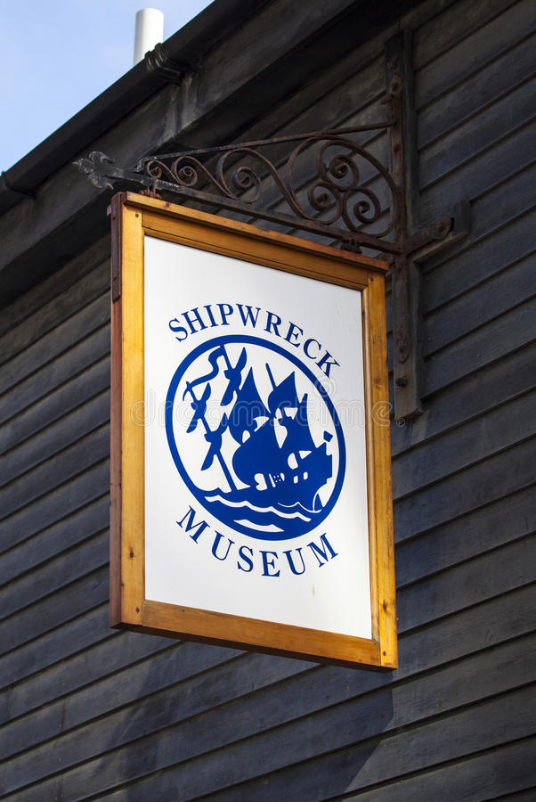 Free Shipwreck Museum In Hastings Royalty Free Stock Photo - 71179155